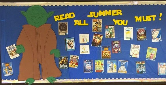 SW Read You Must Bulletin Board