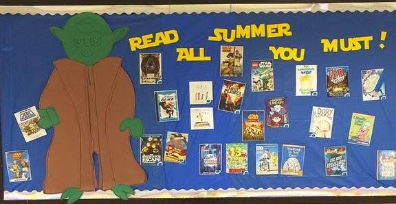 SW Read You Must Bulletin Board