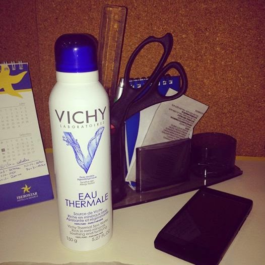 Água Thermal da Vichy