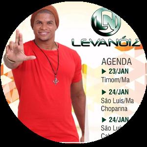 CD Leva Noiz - Ao Vivo Em Timon - MA 23.01.16