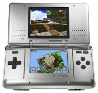 Reflexiones de un ave de corral NintendoDS+SuperMario64DS