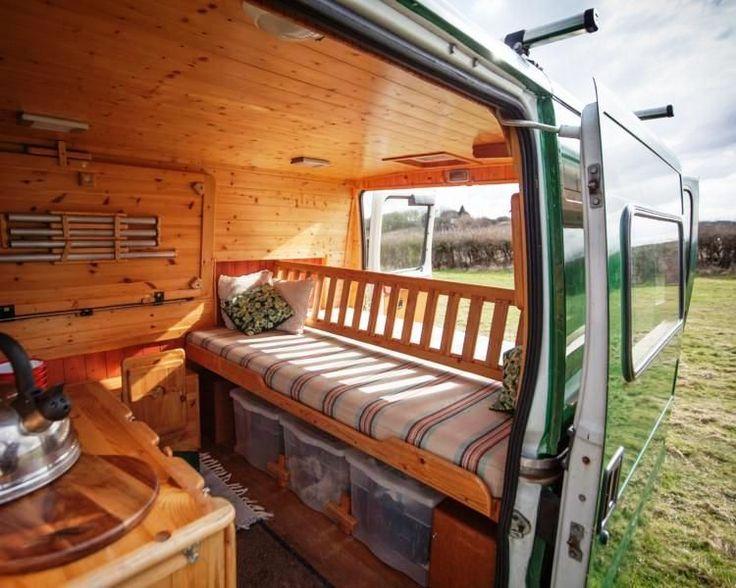 La fabrique d co combi van camping car et caravane inspirations d co pour un abri nomade for Idee van deco