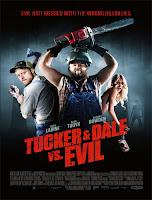 Tucker & Dale vs Evil Poster