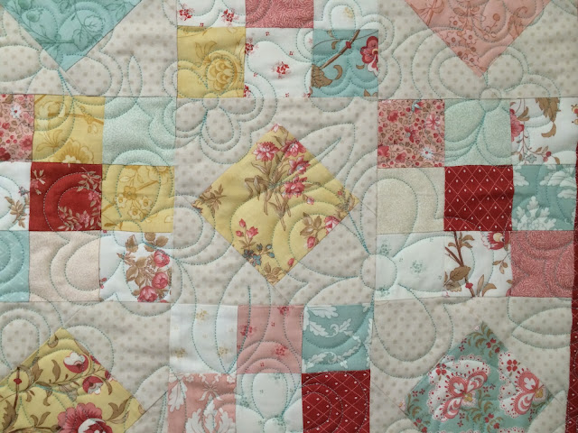 Delia Romero's Quilt