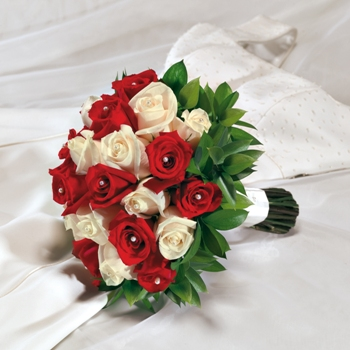 Red Bridal Bouquet Ideas
