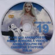 FILME VOZES DO CÉU 19 - PARA CONHECER A HISTÓRIA SOBRE AS APARIÇÕES DE NOSSA SENHORA EM CASA NOVA