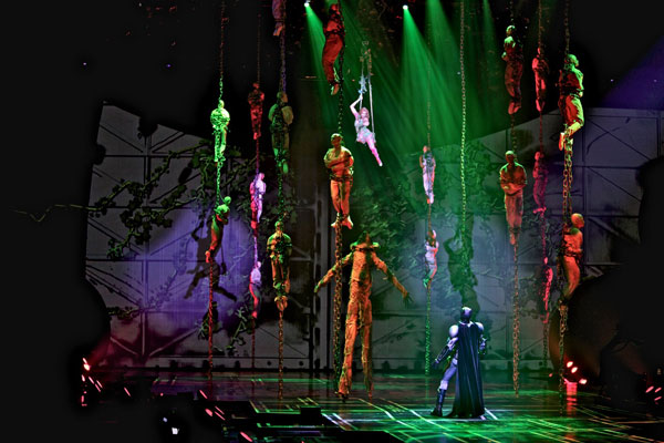 Review: <em>Batman Live</em>