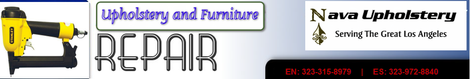 Los Angeles Furniture Upholstery and Repairs