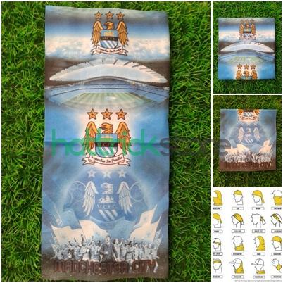 Buff Manchester Buff Klub Manchester City