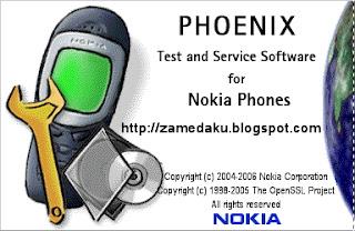 Cara Instal Ulang HP Nokia dengan Phoenix 100% WORK