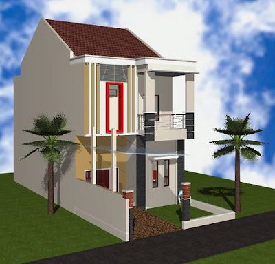Design Rumah Minimalis 4