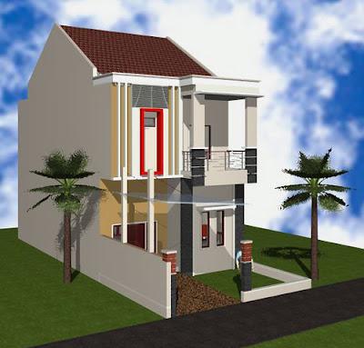 Design Rumah Minimalis 4