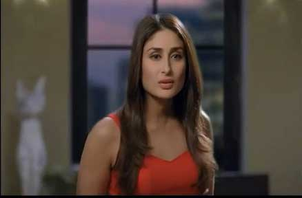 Kareena Kapoor - Philips Hair Curler