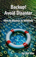 Backup! Avoid Disaster