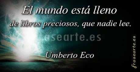 Frases famosas de Umberto Eco
