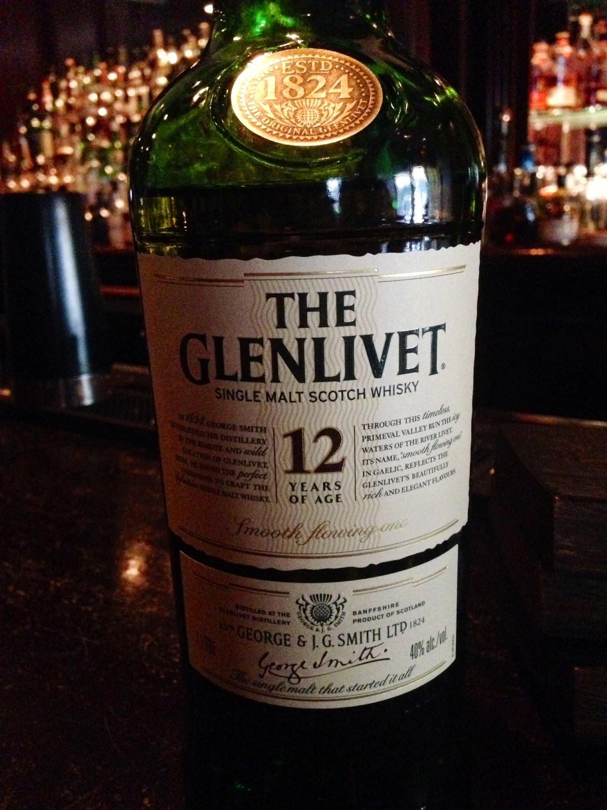 The Glenlivet 12