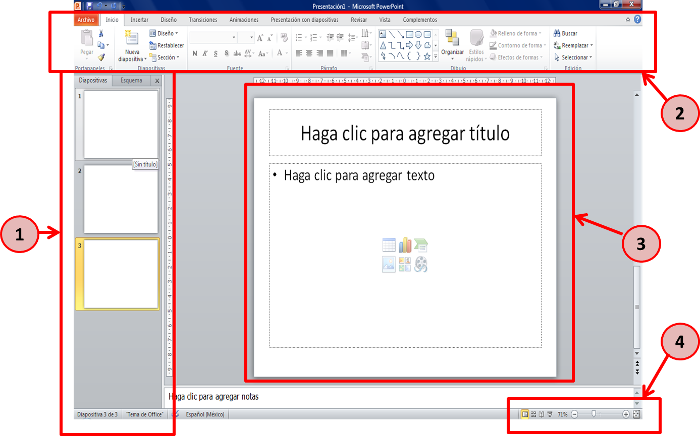 how to write 10 power 3 in powerpoint