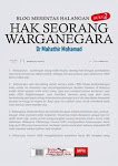 BUKU TERBARU TUN DR M yang menghimpunkan tulisan dalam blog chedet.com 2008-2012