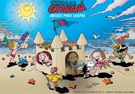 TURMA DO GUARANÁ E O CASTELO DE AREIA