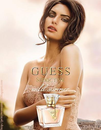 Guess Wild Summer - парфюм според зодията и цвета на косата