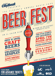 Save on passes & Enter to win VIP tickets to the CityBeat Festival of Beers - April 7!