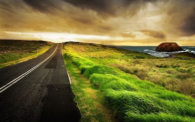 Long Road To Freedom HD Wallpaper