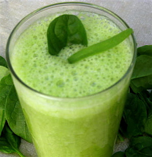... Stein Lic.Ac.: Cleanse Day 2: Oh Green Smoothie how I love thee