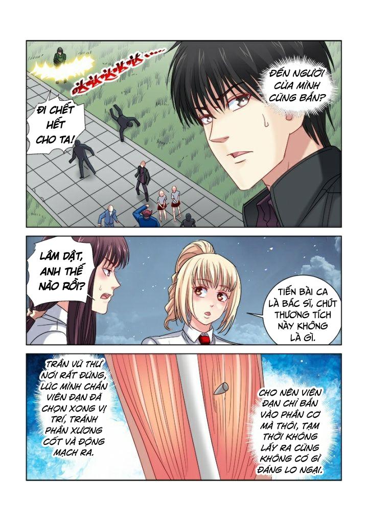 Cao Thủ Cận Vệ Của Hoa Khôi Chap 294 Upload bởi Truyentranhmoi.net
