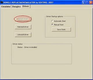 Sentinel dual hardware key emulator