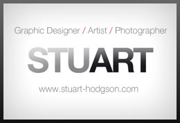 stuart hodgson, graphic designer, photographer, north-east england
