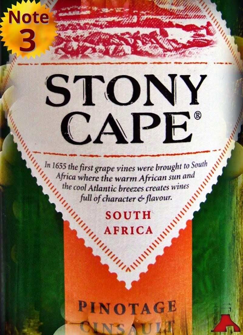 Stony Cape Südafrika Pinotage Cinsault 2014