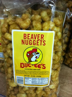 Famous Buc-ee's Beaver Nuggets, buy 'em by the bag or the case