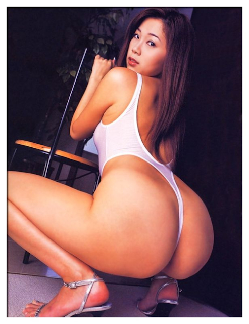 Asian Booty Ass