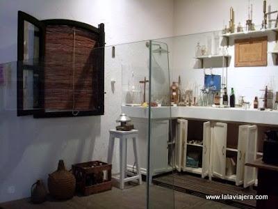 Laboratorio Enologico Museo Vino Valdepenas