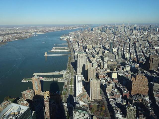 Manhattan, Hudson River, New Jersey | pastasciutta.de