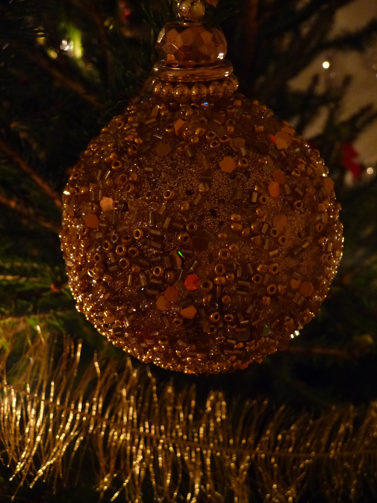 jag och min MS  God Jul...granen är klädd...nu är det jul f2dfb67022ca8