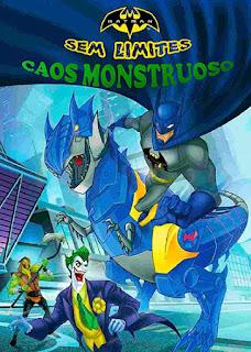 Batman Sem Limites: Caos Monstruoso - BDRip Dual Áudio