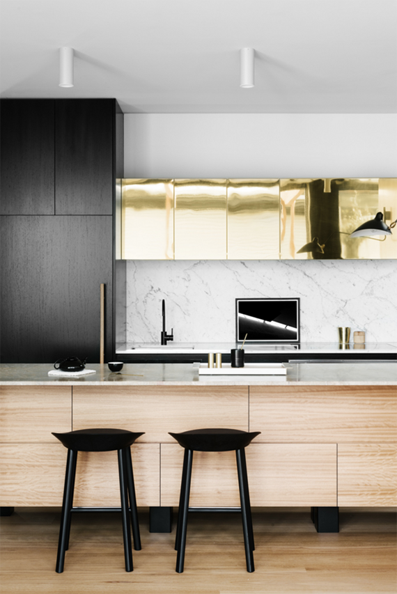 DESIGN TREND: Handle free kitchen cabinets | Fiona Lynch