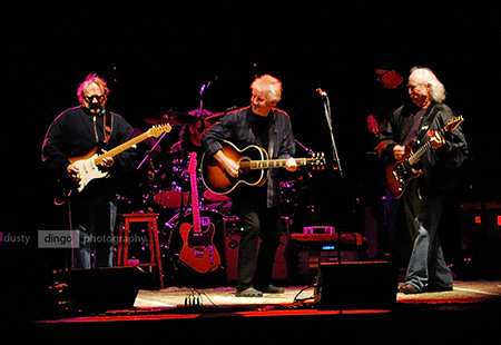 Crosby Stills and Nash. Perth 2007. Copyright Sheldon Levis 2011