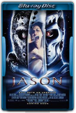Jason X Torrent Dublado