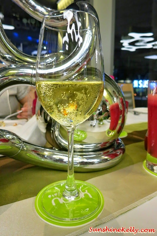 Miguel Torres Santa Digna Chardonay Reserve, white wine, MIGF 2014 Menu, Nook Aloft Kuala Lumpur Sentral Review, Nook KL Sentral, MIGF 2014