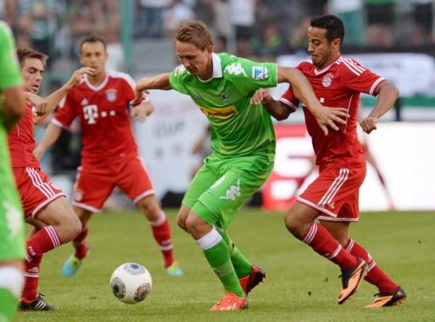Prediksi Gladbach vs Bayern Munchen
