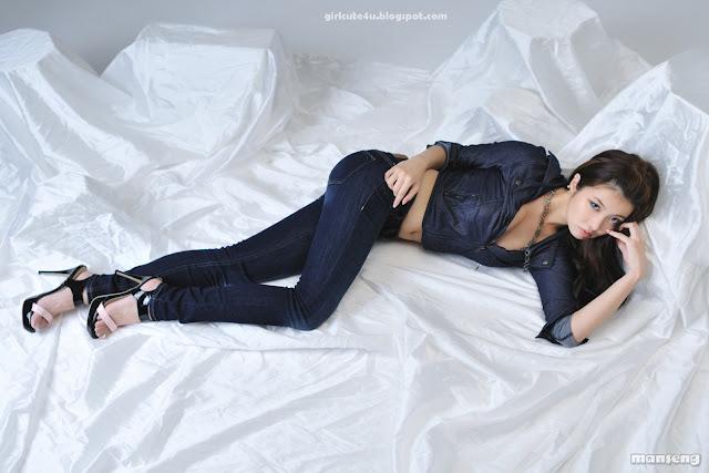 1 Jung Se On-Denim Girl-very cute asian girl-girlcute4u.blogspot.com