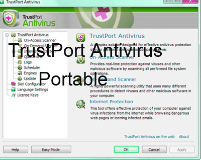 TrustPort Antivirus Registration Key Portable Patch Free Download
