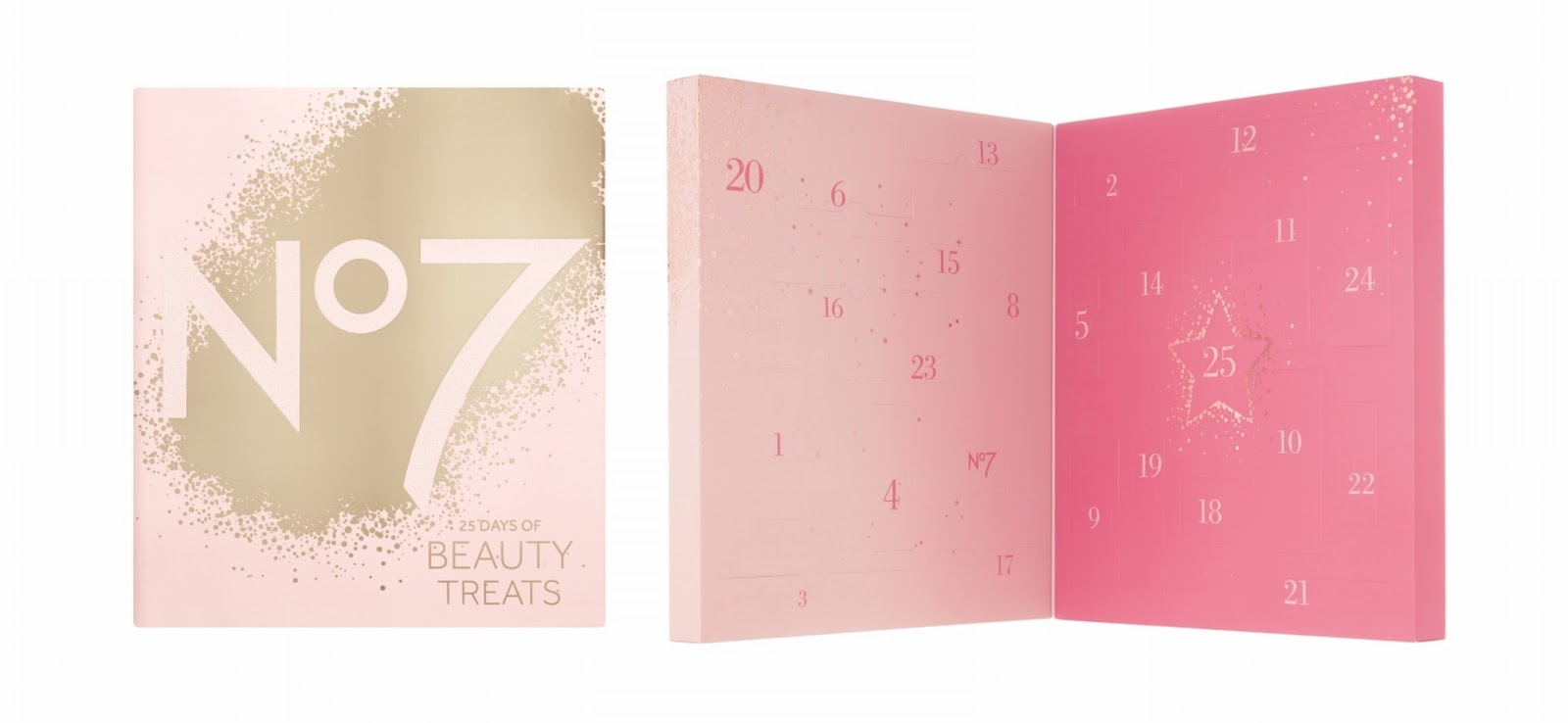 no 7 advent calendar, boots advent calendar, beauty advent calendar, advent calendar 2014