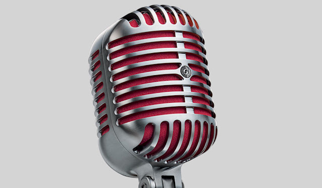 Shure: 5575LE Unidyne 75th Anniversary Vocal Microphone