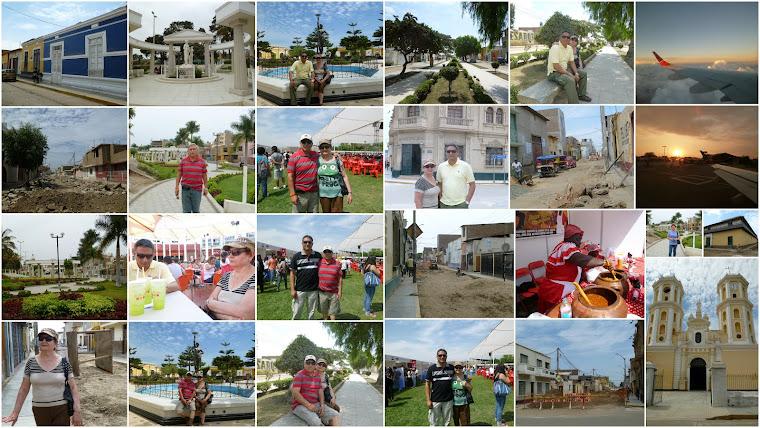 Visita a Lambayeque y Chiclayo