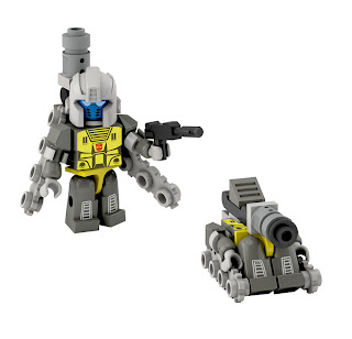 Hasbro Transformers Kre-O Micro Changers Series 2 - Guzzle