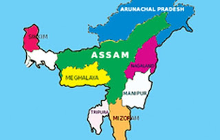 PARADISE MISPLACED:Assam and North East India