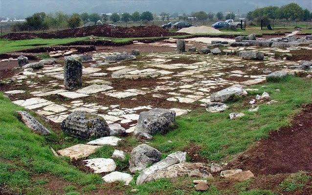 Μεγάλο Γαρδίκι Ιωάννινα Εφορεία Αρχαιοτήτων Ιωαννίνων